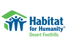 Habitat for Humanity Desert Foothills