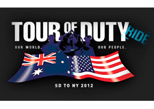 Tour of Duty Ride