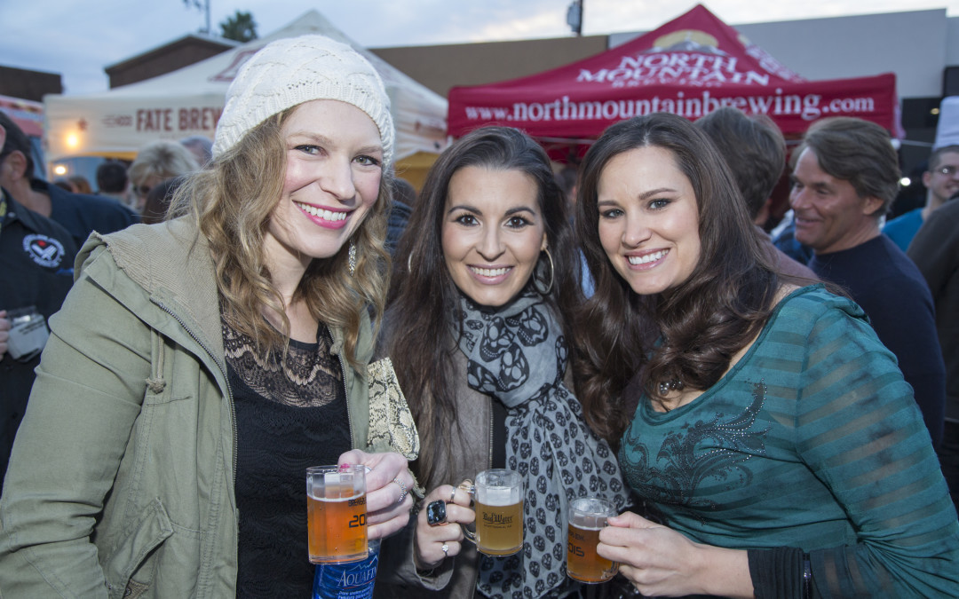 Second Annual Brewers Bowl Kicks off in Downtown Scottsdale